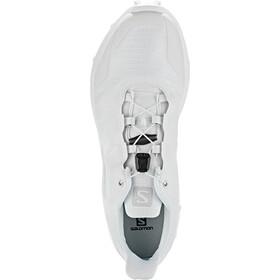 Salomon Supercross Zapatillas Hombre, white/white/white